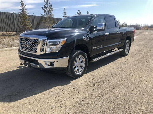 2017 Nissan Titan XD for sale at CK Auto Inc. in Bismarck ND