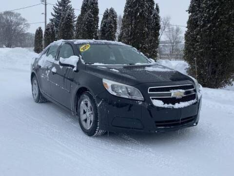 2013 Chevrolet Malibu for sale at Betten Baker Preowned Center in Twin Lake MI
