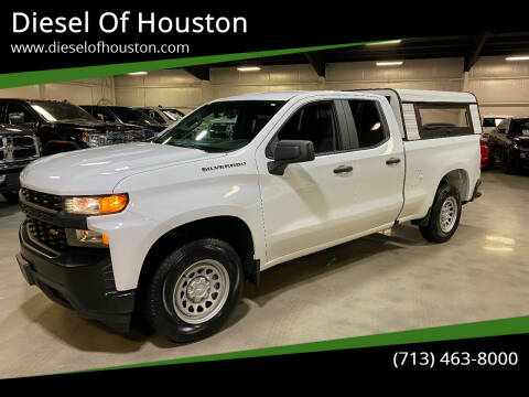 2020 Chevrolet Silverado 1500 for sale at Diesel Of Houston in Houston TX