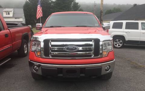 2011 Ford F-150 for sale at K B Motors in Clearfield PA
