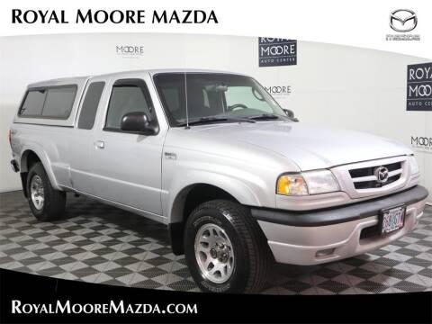 2004 Mazda B-Series Truck for sale at Royal Moore Custom Finance in Hillsboro OR