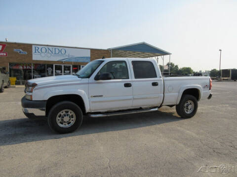 2006 Chevrolet Silverado 2500HD for sale at Rondo Truck & Trailer in Sycamore IL