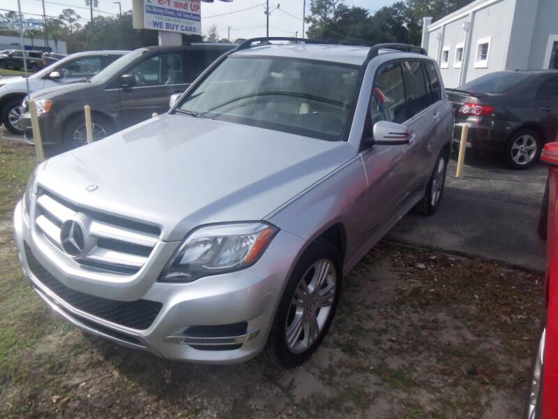 2015 Mercedes-Benz GLK for sale at ORANGE PARK AUTO in Jacksonville FL