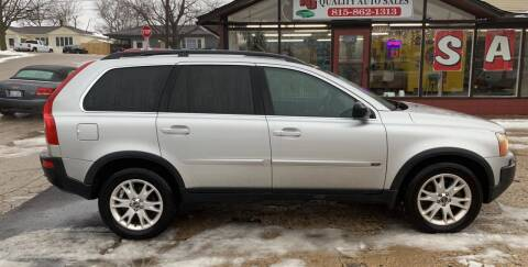 2005 Volvo XC90 for sale at NJ Quality Auto Sales LLC in Richmond IL