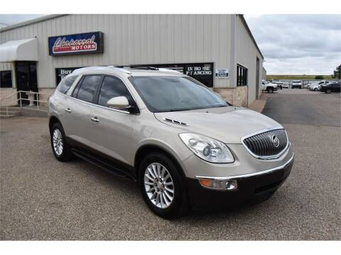 2012 Buick Enclave for sale at Chaparral Motors in Lubbock TX