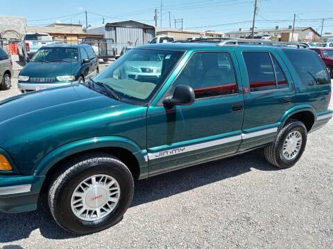 1997 GMC Jimmy for sale at ACE AUTO SALES in Lake Havasu City AZ