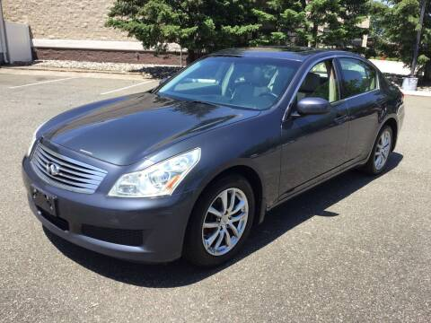 2008 Infiniti G35 for sale at Bromax Auto Sales in South River NJ