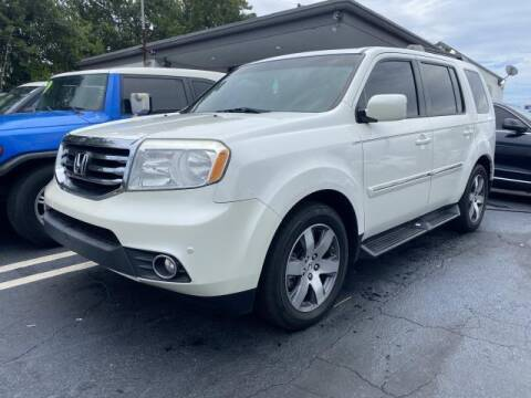 2012 Honda Pilot for sale at Mike Auto Sales in West Palm Beach FL