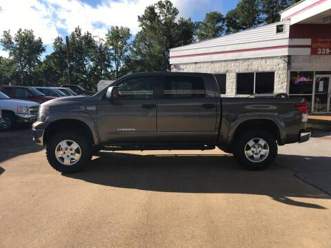 2012 Toyota Tundra for sale at Northwood Auto Sales in Northport AL