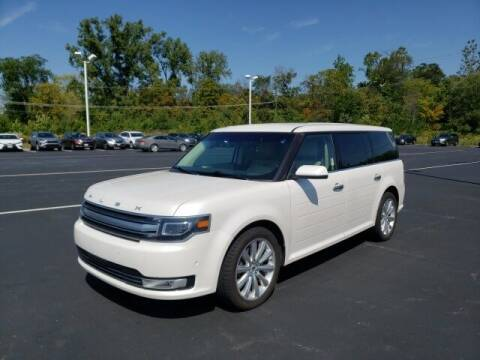 2015 Ford Flex for sale at White's Honda Toyota of Lima in Lima OH
