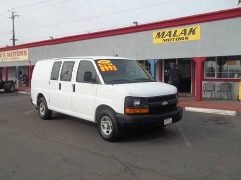 2007 Chevrolet Express Cargo for sale at Atayas Motors INC #1 in Sacramento CA