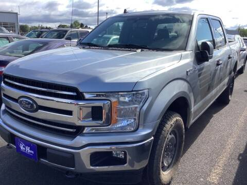 2020 Ford F-150 for sale at Royal Moore Custom Finance in Hillsboro OR