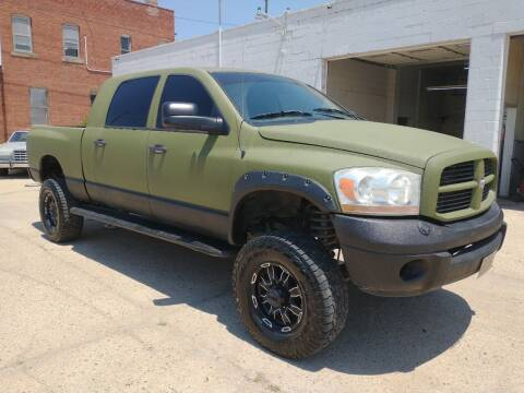 2006 Dodge Ram Pickup 2500 for sale at Apex Auto Sales in Coldwater KS