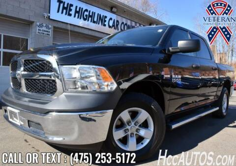 2016 RAM Ram Pickup 1500 for sale at The Highline Car Connection in Waterbury CT