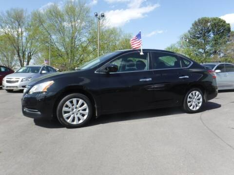 2013 Nissan Sentra for sale at Rob Co Automotive LLC in Springfield TN
