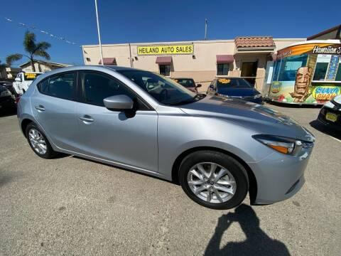 2017 Mazda MAZDA3 for sale at HEILAND AUTO SALES in Oceano CA