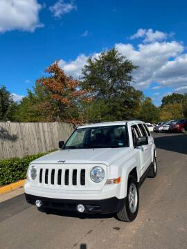 2016 Jeep Patriot for sale at Super Bee Auto in Chantilly VA