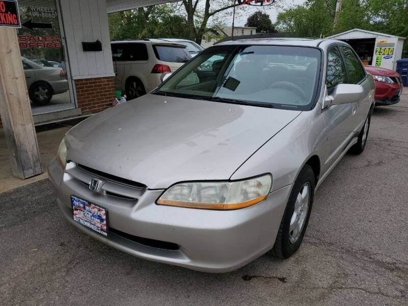 1999 Honda Accord for sale at New Wheels in Glendale Heights IL