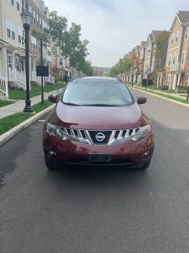 2010 Nissan Murano for sale at Pak1 Trading LLC in South Hackensack NJ