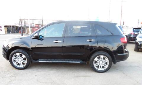 2009 Acura MDX for sale at Luxor Motors Inc in Pacoima CA