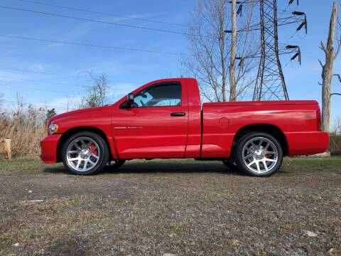 2005 Dodge Ram Pickup 1500 SRT-10 for sale at Online Auto Connection in West Seneca NY