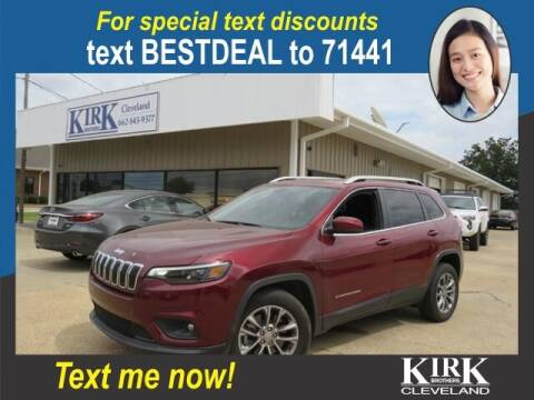 2020 Jeep Cherokee for sale at Kirk Brothers of Cleveland in Cleveland MS