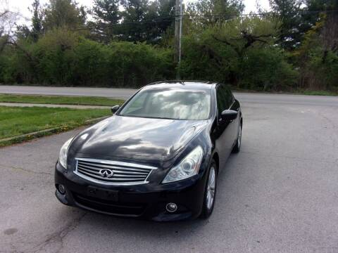 2011 Infiniti G25 Sedan for sale at Auto Sales Sheila, Inc in Louisville KY