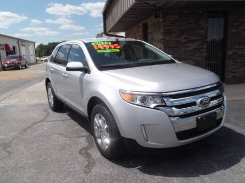 2014 Ford Edge for sale at Dietsch Sales & Svc Inc in Edgerton OH
