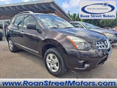2015 Nissan Rogue Select for sale at PARKWAY AUTO SALES OF BRISTOL - Roan Street Motors in Johnson City TN