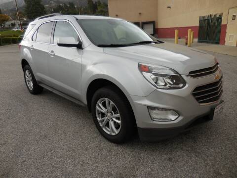 2017 Chevrolet Equinox for sale at ARAX AUTO SALES in Tujunga CA