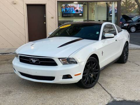 2012 Ford Mustang for sale at Eagle Auto Sales LLC in Holbrook MA