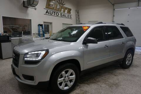 2015 GMC Acadia for sale at Elite Auto Sales in Idaho Falls ID
