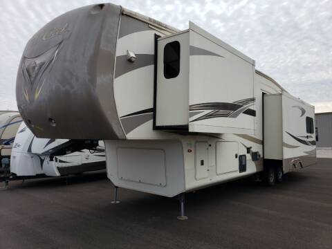 2014 Forest River Cedar creek 36CKTS  for sale at Ultimate RV in White Settlement TX