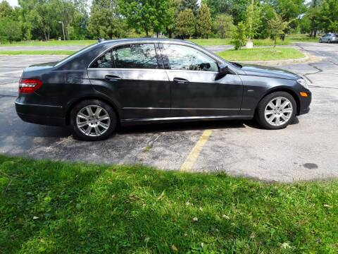 2012 Mercedes-Benz E-Class for sale at Best Auto & tires inc in Milwaukee WI
