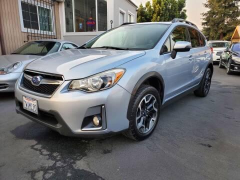 2017 Subaru Crosstrek for sale at Ronnie Motors LLC in San Jose CA