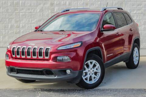 2015 Jeep Cherokee for sale at Cannon and Graves Auto Sales in Newberry SC