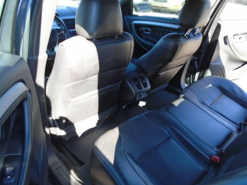 2014 Ford Taurus SEL 4dr Sedan - Houston TX