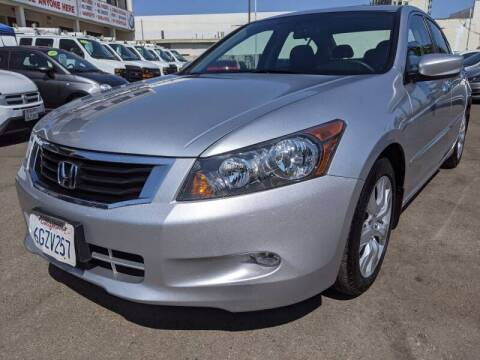 2009 Honda Accord for sale at Convoy Motors LLC in National City CA