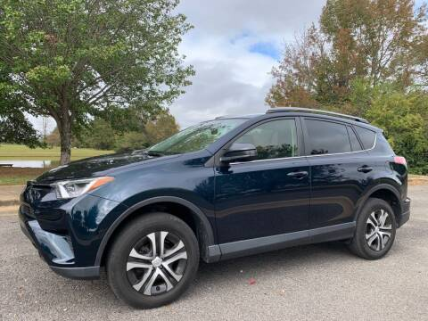 2017 Toyota RAV4 for sale at LAMB MOTORS INC in Hamilton AL