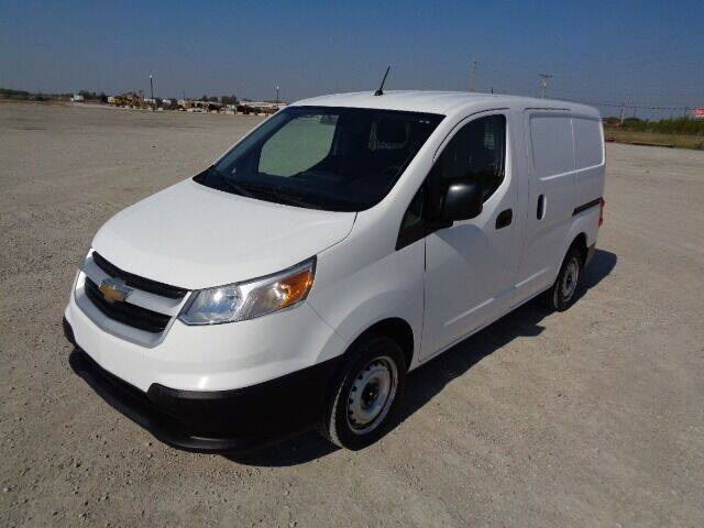 2017 Chevrolet City Express Cargo for sale at SLD Enterprises LLC in Sauget IL