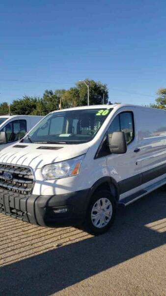 2020 Ford Transit Cargo for sale at MOUNTAIN WEST MOTORS LLC in Albuquerque NM