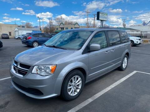 2016 Dodge Grand Caravan for sale at New Start Auto in Richardson TX