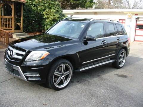 2014 Mercedes-Benz GLK for sale at Southern Used Cars in Dobson NC