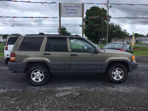 1997 Jeep Grand Cherokee for sale at Affordable Autos II in Houma LA
