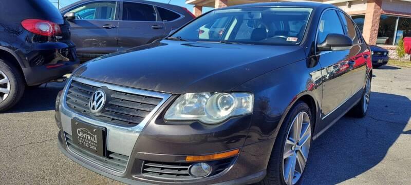 2010 Volkswagen Passat for sale at Central 1 Auto Brokers in Virginia Beach VA