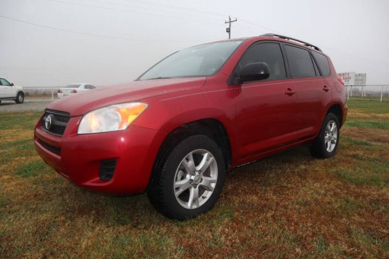 2012 Toyota RAV4 for sale at Liberty Truck Sales in Mounds OK