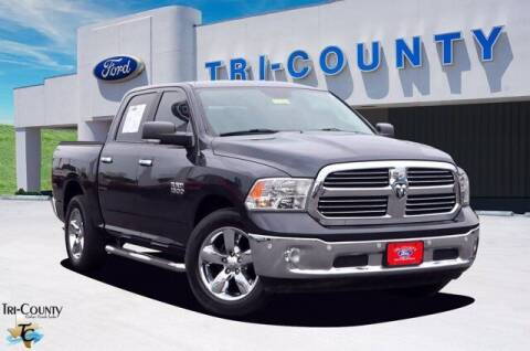 2017 RAM Ram Pickup 1500 for sale at TRI-COUNTY FORD in Mabank TX