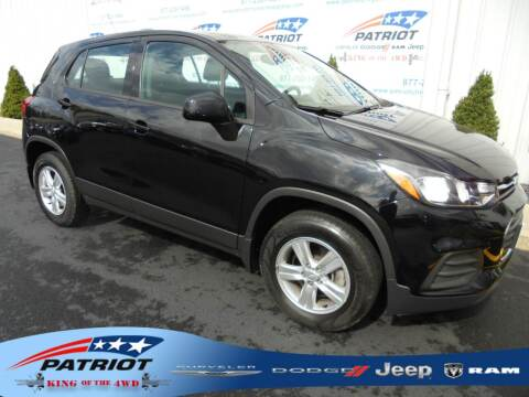 2019 Chevrolet Trax for sale at PATRIOT CHRYSLER DODGE JEEP RAM in Oakland MD
