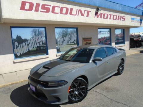 2019 Dodge Charger for sale at Discount Motors in Pueblo CO