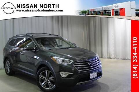 2014 Hyundai Santa Fe for sale at Auto Center of Columbus in Columbus OH